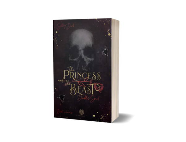 Signiertes Taschenbuch - The Princess and the Beast - Dunkles Spiel - Band 1